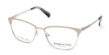 Grey Kenneth Cole New York KC0275 Eyeglasses.