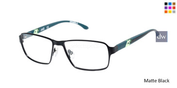 Matte Black O'Neill JAKE Eyeglasses
