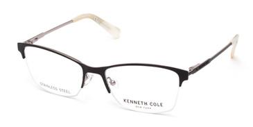 Matte Black Kenneth Cole New York KC0283 Eyeglasses.