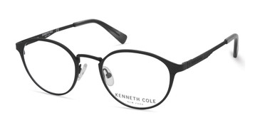 Matte Black Kenneth Cole New York KC0294 Eyeglasses.
