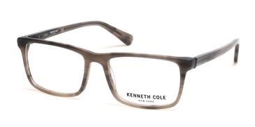 Grey Kenneth Cole New York KC0300 Eyeglasses.