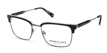 Black Kenneth Cole New York KC0303 Eyeglasses.