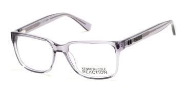 Grey Kenneth Cole Reaction KC0786 Eyeglasses.