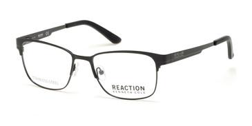 Black/Crystal Kenneth Cole Reaction KC0789 Eyeglasses.
