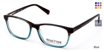 Blue Kenneth Cole Reaction KC0798 Eyeglasses.