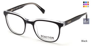 Black Kenneth Cole Reaction KC0800 Eyeglasses.