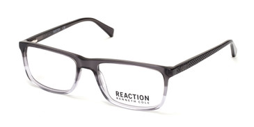 Grey Kenneth Cole Reaction KC0803 Eyeglasses.