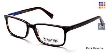 Dark Havana Kenneth Cole New York KC0807 Eyeglasses.
