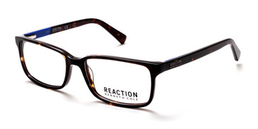 Dark Havana Kenneth Cole Reaction KC0807 Eyeglasses.