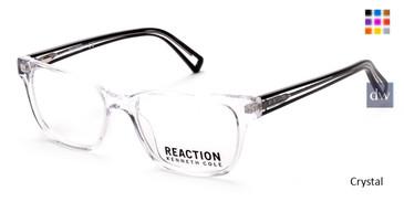 Crystal Kenneth Cole New York KC0809 Eyeglasses Teenager .