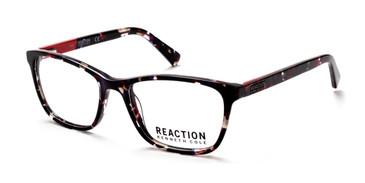 Blue Kenneth Cole Reaction KC0810 Eyeglasses.