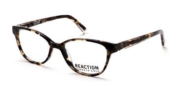Coloured Havana Kenneth Cole Reaction KC0812 Eyeglasses.