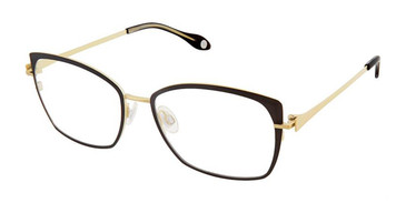 Black Gold Fysh 3636 Eyeglasses.