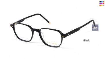 Black William Morris London WM50137 Eyeglasses - Teenager