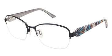 Black Brendel 902152 Eyeglasses.