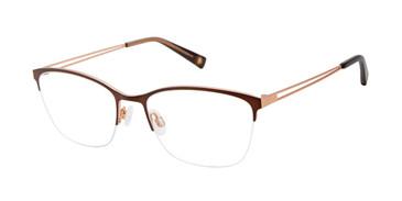 Brown Brendel 902282 Eyeglasses.