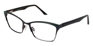 Green Brendel 922009 Eyeglasses.