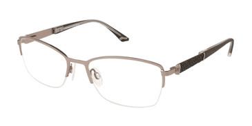 Grey Brendel 922023 Eyeglasses.