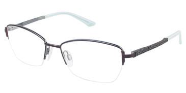 Grey Brendel 922026 Eyeglasses.