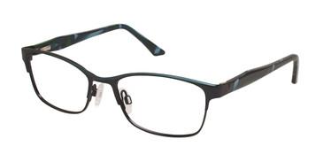 Teal Brendel 922035 Eyeglasses.