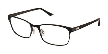 Black Brendel 922036 Eyeglasses - Teenager.