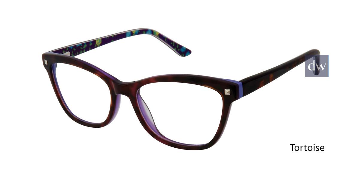 Tortoise Gx By Gwen Stefani Gx816 Juniors Eyeglasses - Teenager.