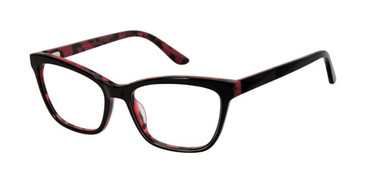 Black Gx By Gwen Stefani Gx057 Eyeglasses.