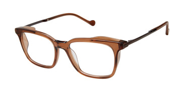 Brown Mini 762001 Eyeglasses.