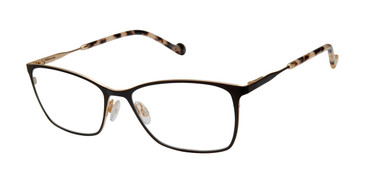 Black Mini 761000 Eyeglasses.