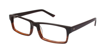 Brown Humphrey's 594005 Eyeglasses.