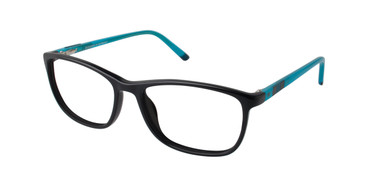 Black Humphrey's 594014 Eyeglasses.