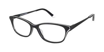 Black Humphrey's 594017 Eyeglasses.