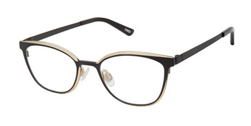 Black Gold Kliik Denmark 671 Eyeglasses.