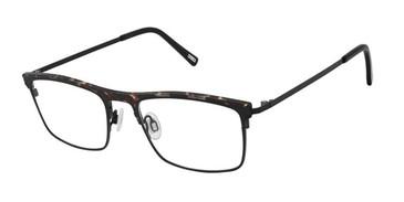 Black Demi Kliik Denmark 669 Eyeglasses
