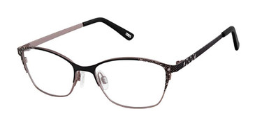 Black Rose Kliik Denmark 665 Eyeglasses.
