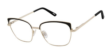 Black Gold Kliik Denmark 663 Eyeglasses.