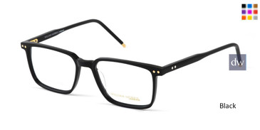 Black William Morris London WM50138 Eyeglasses - Teenager.