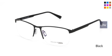 Black William Morris London WM50153 Eyeglasses.