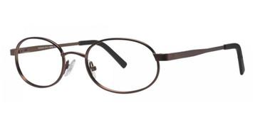 Brown Wolverine W042 Safety Eyeglasses