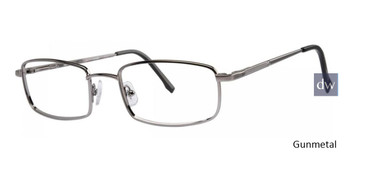 Gunmetal Wolverine WT10 Safety Eyeglasses