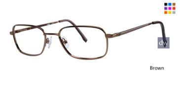 Brown Wolverine WT11 Safety Eyeglasses