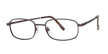 Brown Wolverine W012 Safety Eyeglasses