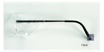 Clear Wolverine W018 Side Shield Eyeglasses