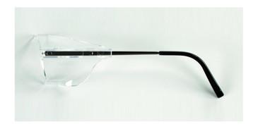 Clear Wolverine W018 Side Shield Eyeglasses