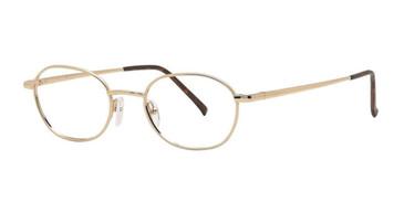 Gold Wolverine W017 Safety Eyeglasses