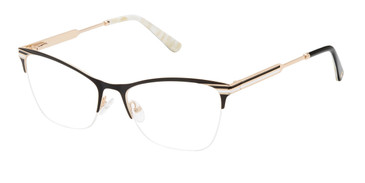 Black Gold L.A.M.B LA072 Eyeglasses.