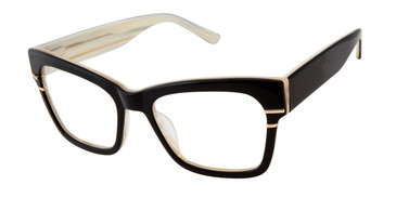 Black Bone L.A.M.B LA068 Eyeglasses.