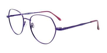 Satin Purple Cargo C5056 Eyeglasses.
