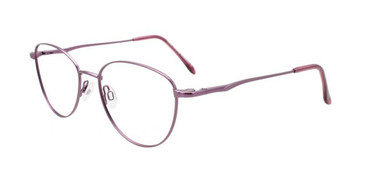 Satin Light Purple C5055 Eyeglasses.
