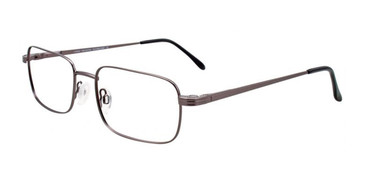 Satin Dark Grey Cargo C5046 Eyeglasses.